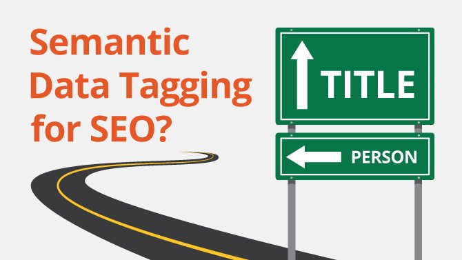 Semantic Data Tagging for SEO