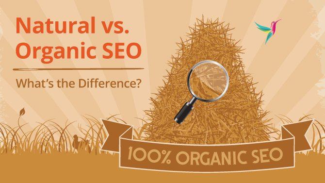 Natural SEO vs. Organic SEO