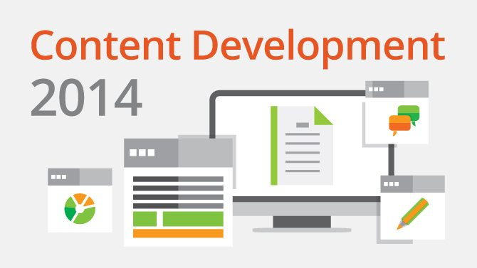 content development 2014