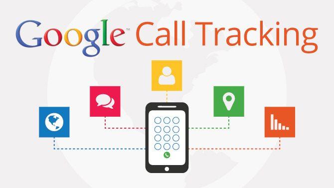 google call tracking