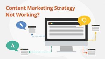 inefective content marketing