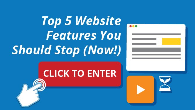 avoid these website features 2015