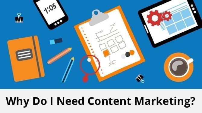 Why Do I Need Content Marketing?
