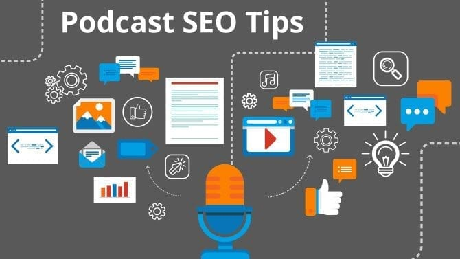Podcast SEO Tips