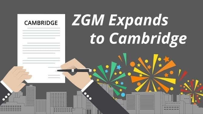 ZGM Expands to Offer SEO in Cambridge MA