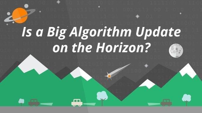 algorithm update july 2015