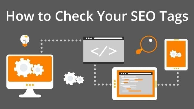 how to check SEO tags