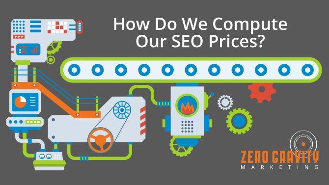 Computing SEO Prices