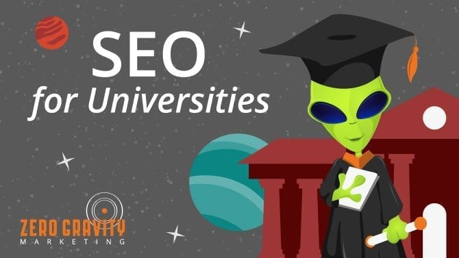 seo for universities
