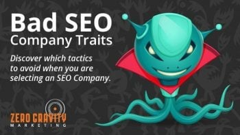 bad seo company traits