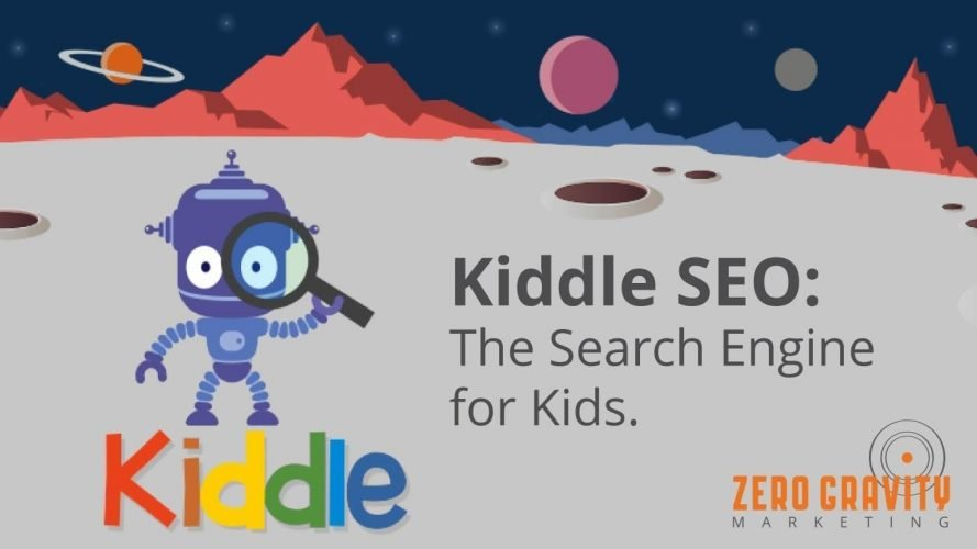 Kiddle SEO: search engine for kids