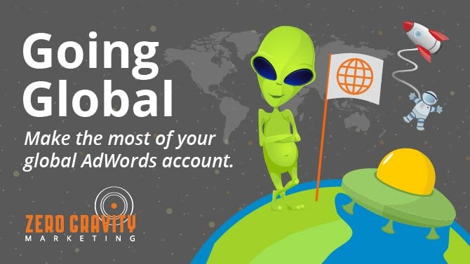 global Adwords campaign