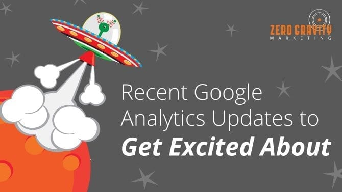 Google Analytics Updates