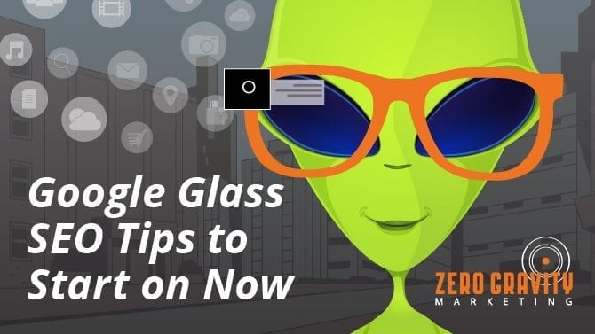 Google Glass SEO tips