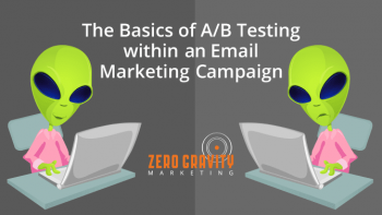 email a/b testing within marketing campaign