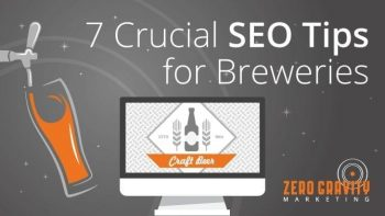 Crucial seo tips for breweries