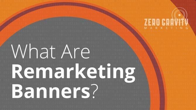 what are remarking banners?