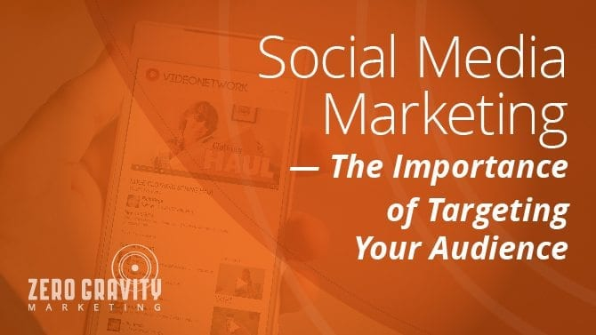Importance of Targeting your Audience