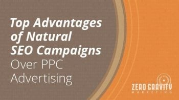 natural seo versus ppc campaigns