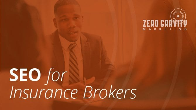 SEO for Insurance Brokers