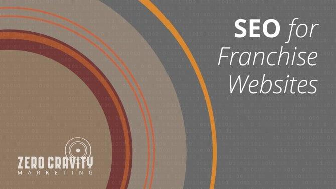 SEO for franchise websites