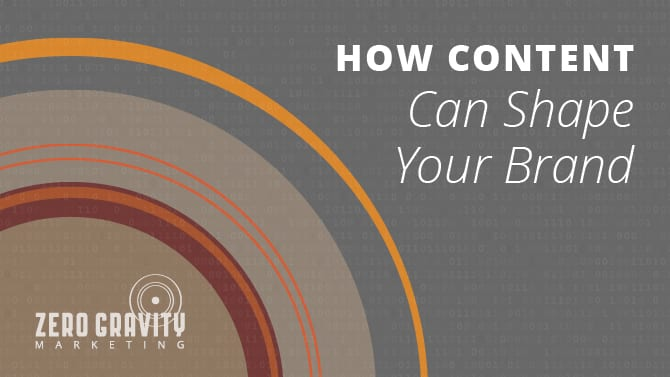 Content Marketing: How Content Can Shape Your Brand