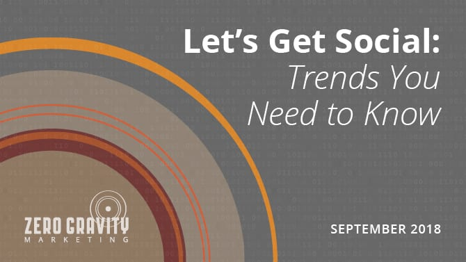 Let's Get Social: Trends You Need to Know
