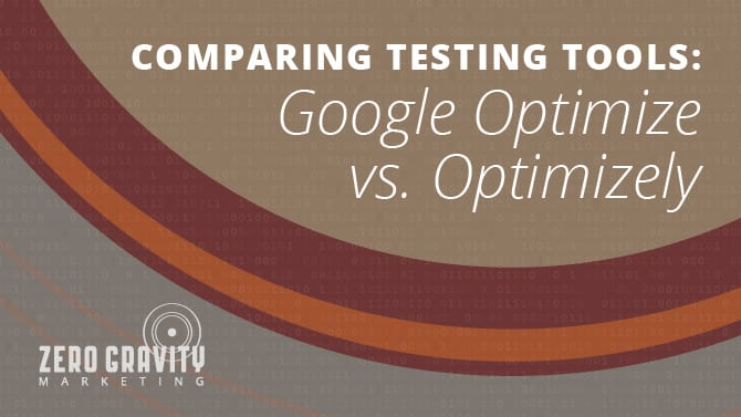 Comparing Testing Tools: Google Optimize vs. Optimizely