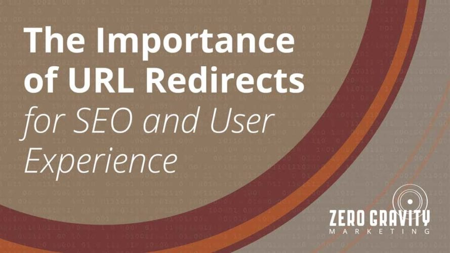 Importance of URL Redirects