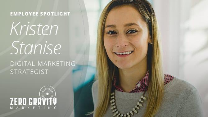 Kristen Stanise, Digital Marketing Strategist