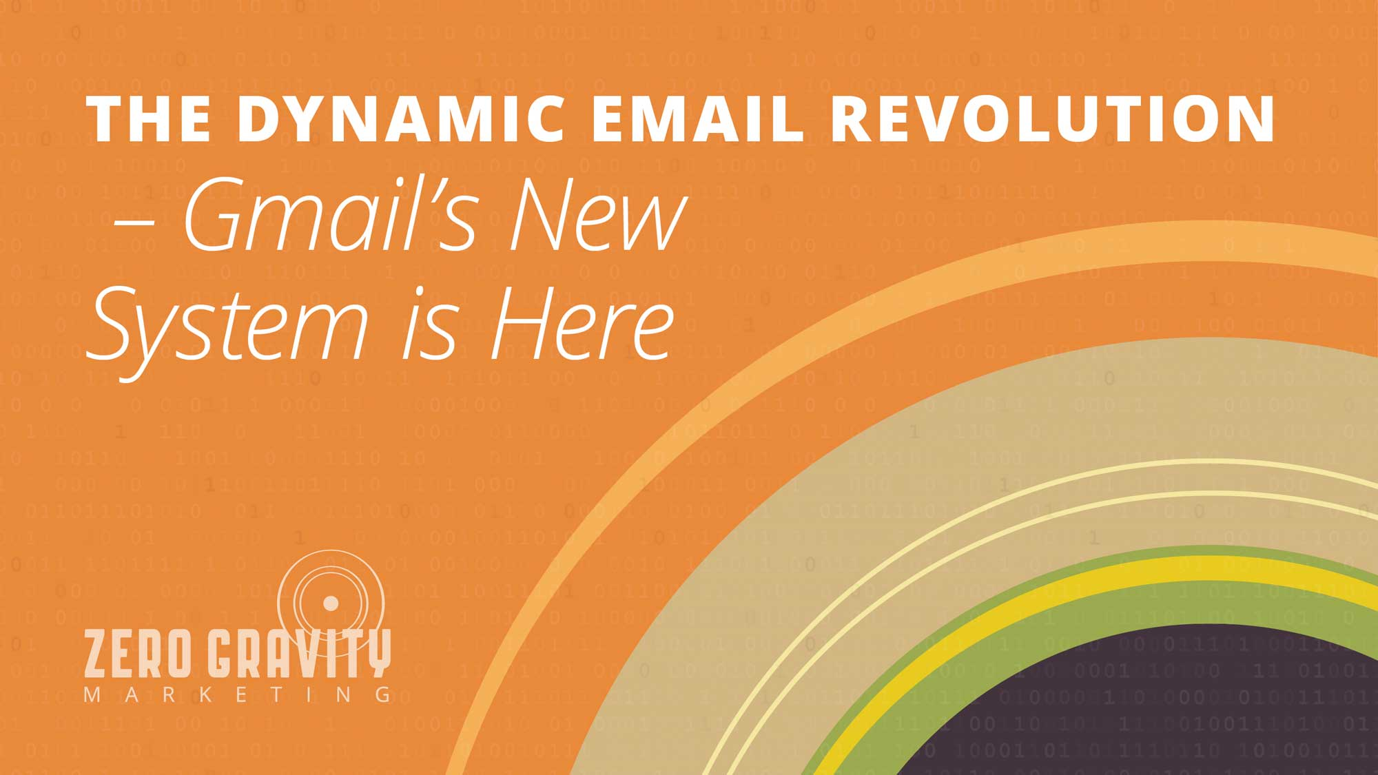 The Dynamic Email Revolution - Gmail's New System is Here