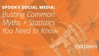 Spooky Social Media: Busting Common Myths and Statistics