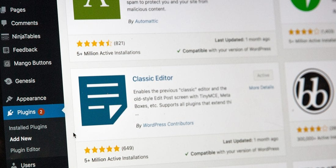 Updating to WordPress 5.3 Caused Admin CSS Issues