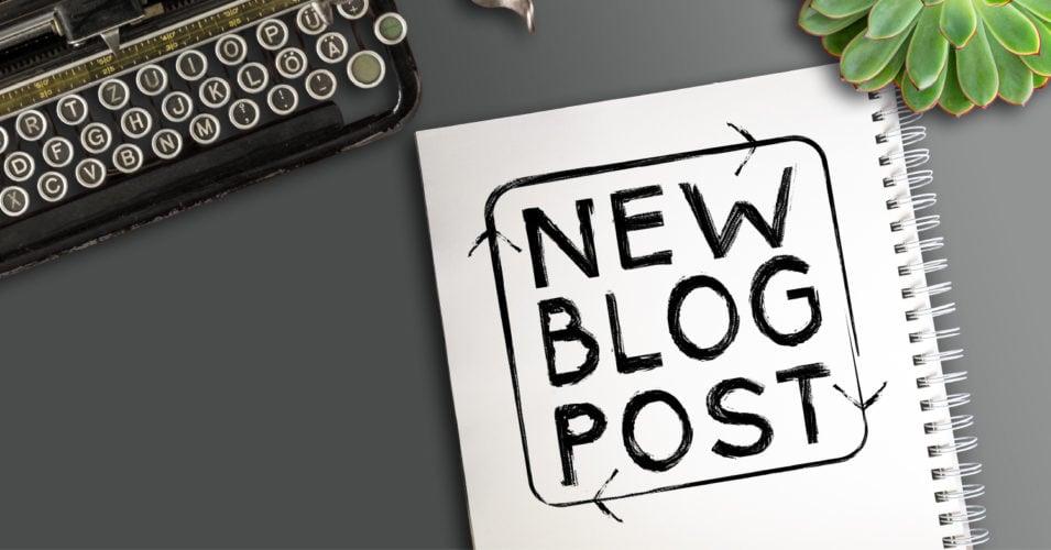 Reposting Blog Content