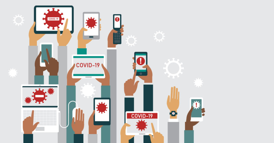 How Social Media Changed During the COVID-19 Pandemic