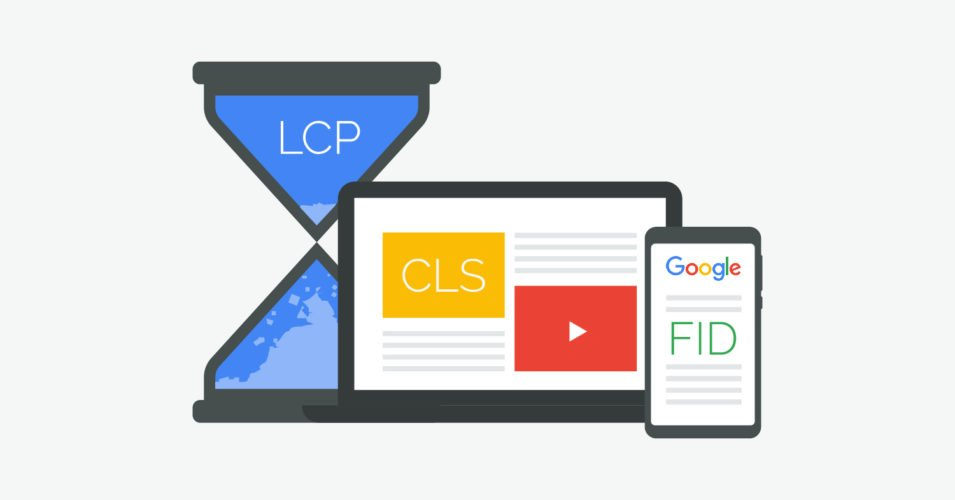 Google Core Web Vitals Updates