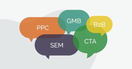 Your Go-to Marketing Acronym Cheat Sheet