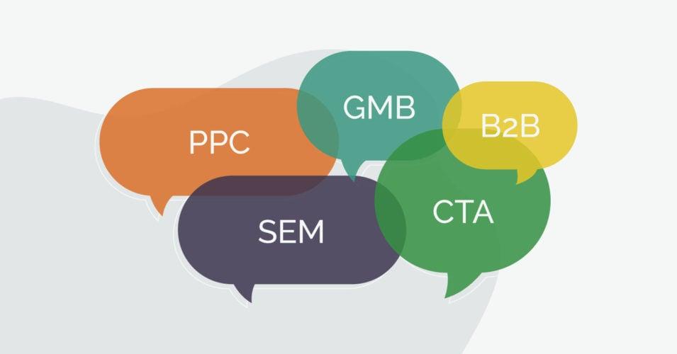 Marketing Acronyms