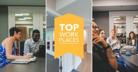 Zero Gravity Marketing Appears on the Top Workplaces 2021 for Western Connecticut