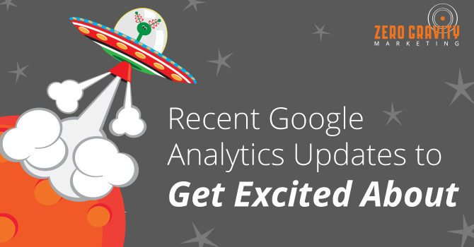 Google Analytics Updates