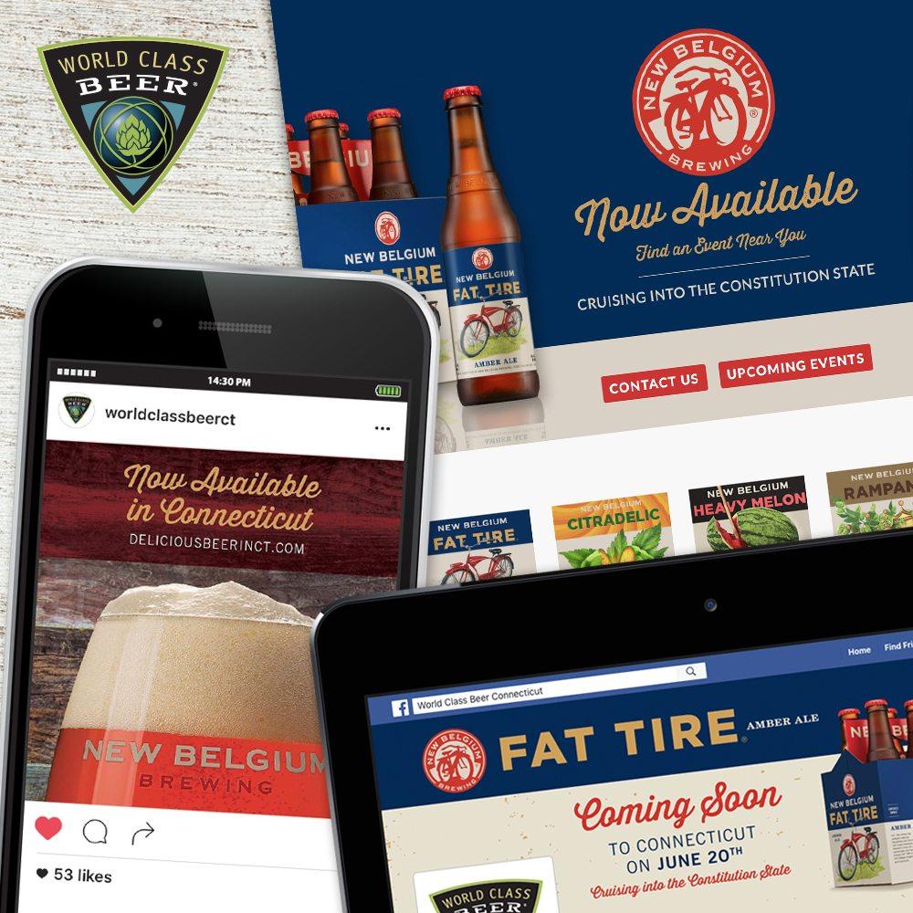 Northeast Beverage – Fat Tire