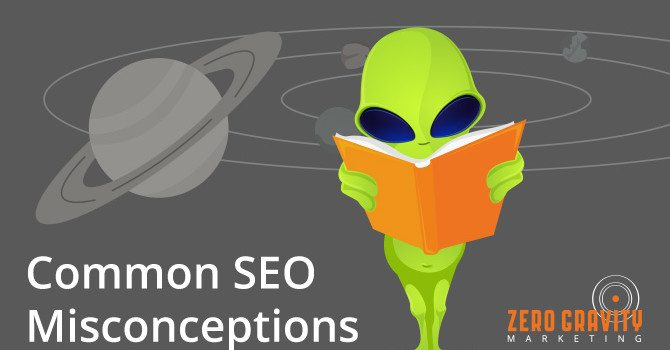 common seo misconceptions