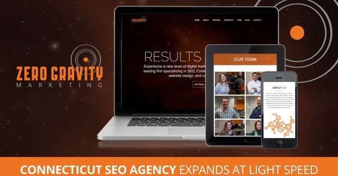 seo agency expands at light speed