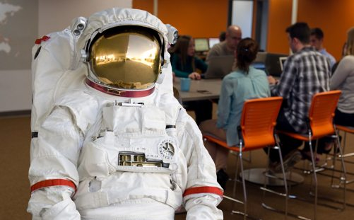 Launch Your Career With Zero Gravity!