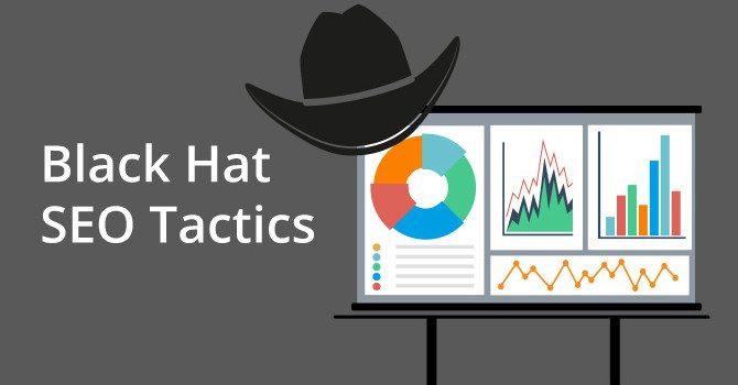 black hat SEO tactics