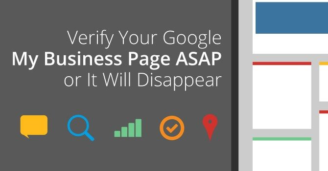 unverified google business pages removed