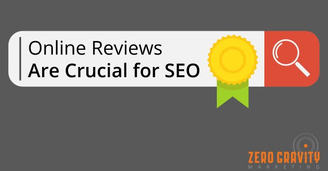 online reviews affect SEO