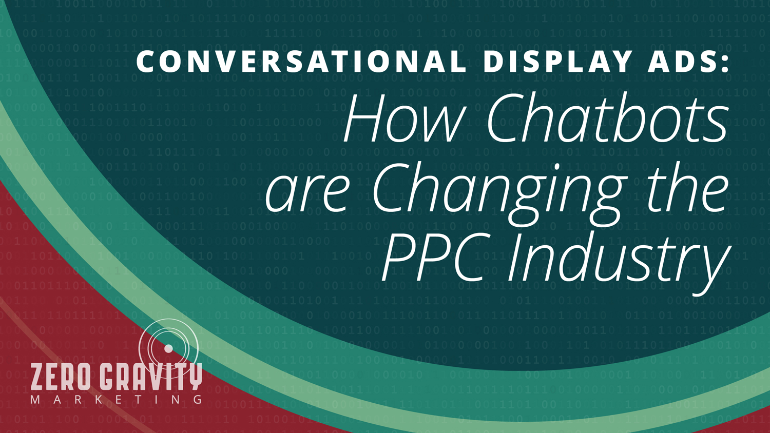 Conversational Display Ads: How Chatbots are Changing PPC
