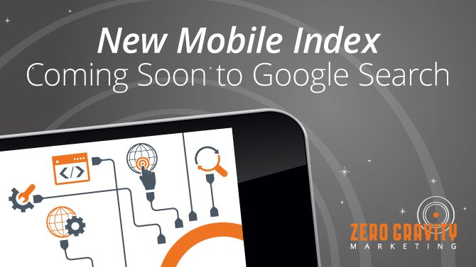 mobile search index